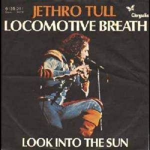 Jethro Tull: Locomotive Breath - Cover