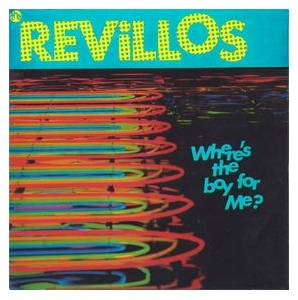 Cover - Revillos, The: Where's The Boy For Me?