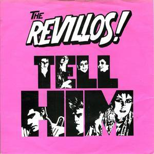Cover - Revillos, The: Tell Him