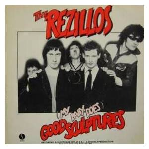 Cover - Rezillos, The: (My Baby Does) Good Sculptures