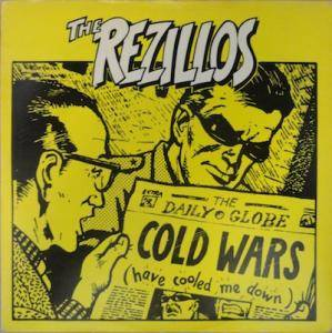 Cover - Rezillos, The: Cold Wars