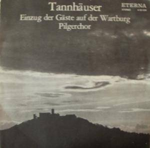 Richard Wagner: Tannhäuser - Cover