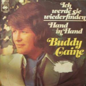 Cover - Buddy Caine: Hand In Hand