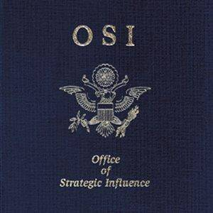 Cover - OSI: Office Of Strategic Influence