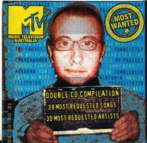 Cover - Transister: MTV Australia - Most Wanted