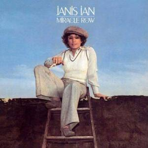 Janis Ian: Miracle Row - Cover