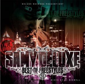Cover - Samy Deluxe: Best Of Freestyles