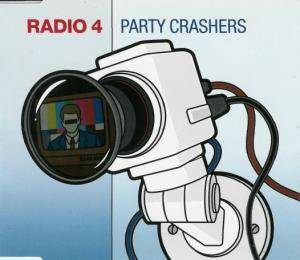 Cover - Radio 4: Party Crashers