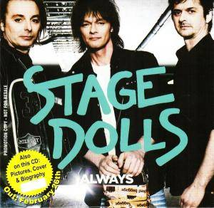 Cover - Stage Dolls: Always