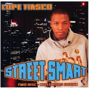Cover - Lupe Fiasco: Street Smart