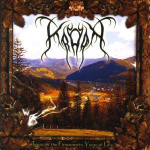 Kroda: Towards The Firmaments Verge Of Life... - Cover