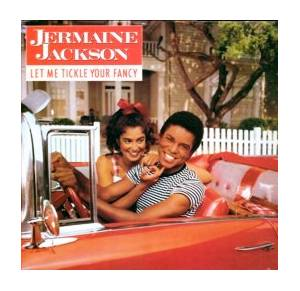 Cover - Jermaine Jackson: Let Me Tickle Your Fancy