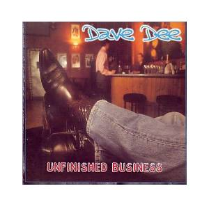 Cover - Dave Dee: Unfinished Business