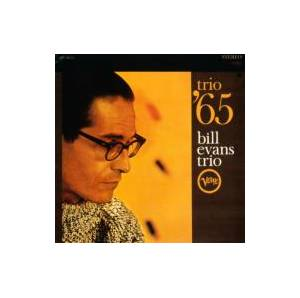 Cover - Bill Evans Trio, The: Trio '65