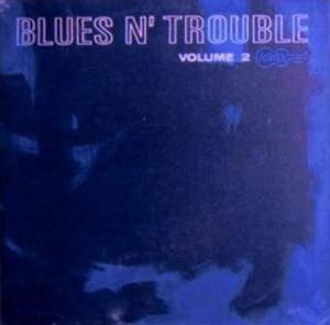 Cover - Lil' Son Jackson: Blues N' Trouble - Volume 2