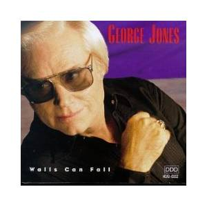Cover - George Jones: Walls Can Fall