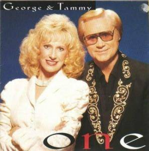 Cover - George Jones & Tammy Wynette: One