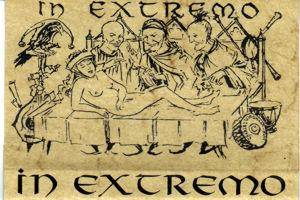 Cover - In Extremo: In Extremo