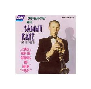 Cover - Sammy Kaye: Music For Romancing And Dancing