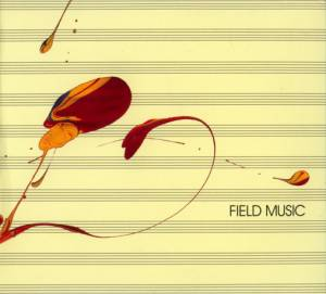 Cover - Field Music: Field Music (Measure)