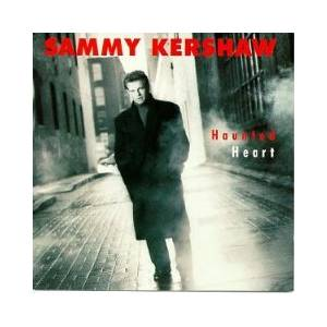 Cover - Sammy Kershaw: Haunted Heart