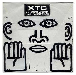XTC: Senses Working Overtime - Cover