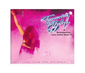 Cover - Tommy Bolin: Selections From The Ultimate ...