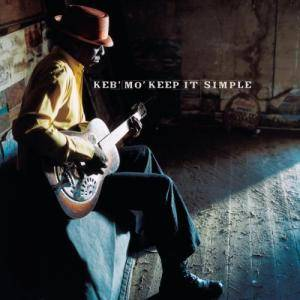 Keb' Mo': Keep It Simple - Cover