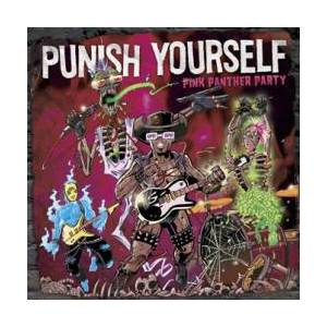 Cover - Punish Yourself: Pink Panther Party