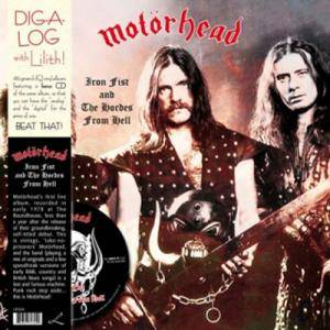 Motörhead: Iron Fist And The Hordes From Hell (LP + CD) - Bild 1