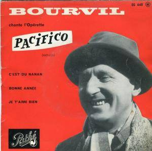 Cover - Bourvil: Pacifico