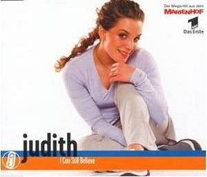 Cover - Judith: I Can Still Believe