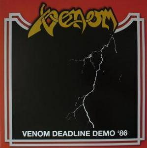 Venom: Deadline - Cover