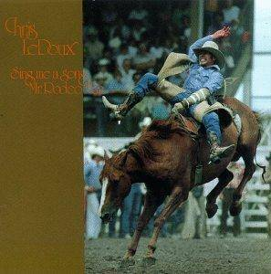 Cover - Chris LeDoux: Sing Me A Song Mr. Rodeo Man
