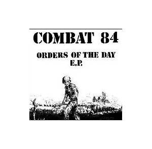 Cover - Combat 84: Orders Of The Day E.P.