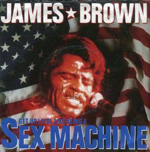 James Brown: Sex Machine - Cover