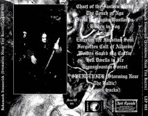 Behemoth: Sventevith (Storming Near The Baltic) (CD) - Bild 2