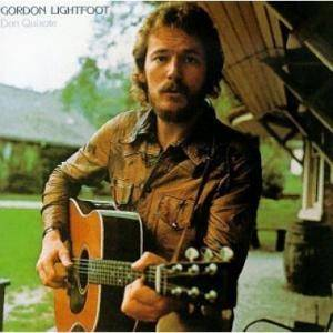 Cover - Gordon Lightfoot: Don Quixote