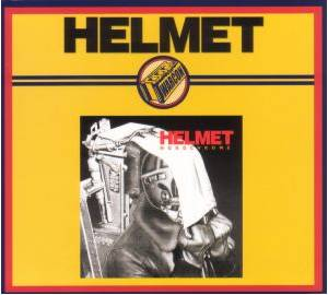 Cover - Helmet: Monochrome