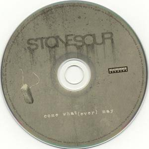 Stone Sour: Come What(Ever) May (CD) - Bild 5