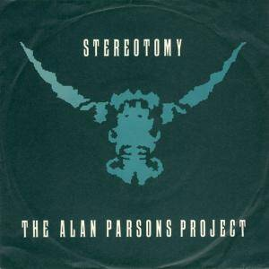 The Alan Parsons Project: Stereotomy - Cover