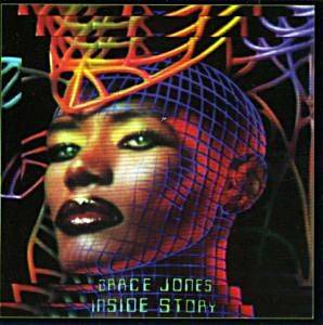Cover - Grace Jones: Inside Story
