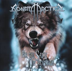Sonata Arctica: For The Sake Of Revenge (CD + DVD) - Bild 1