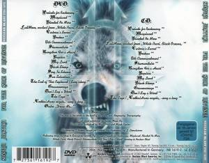 Sonata Arctica: For The Sake Of Revenge (CD + DVD) - Bild 2