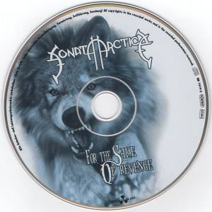 Sonata Arctica: For The Sake Of Revenge (CD + DVD) - Bild 3