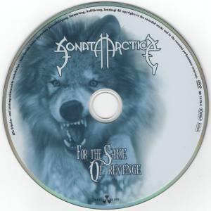 Sonata Arctica: For The Sake Of Revenge (CD + DVD) - Bild 4