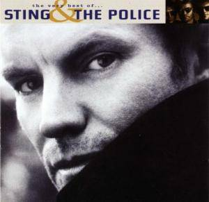 Sting: Very Best Of Sting & The Police, The - Cover