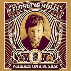 Flogging Molly: Whiskey On A Sunday (CD + DVD) - Bild 1