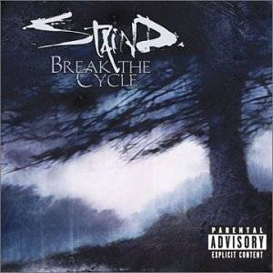 Staind: Break The Cycle - Cover