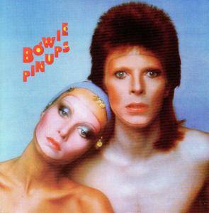 David Bowie: Pin Ups - Cover